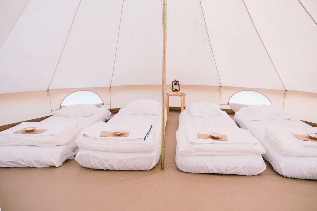 Mon Wedding Camping