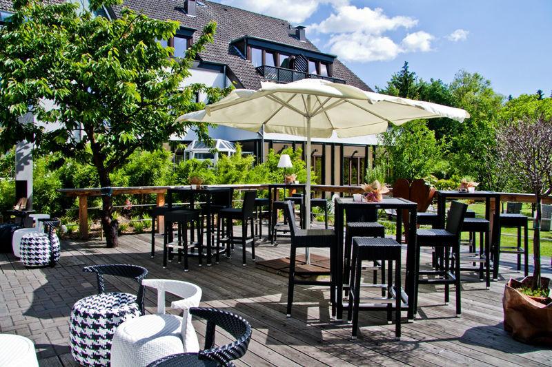 Beispiel: Terrasse, Foto: Hotel VIVA CREATIVO.