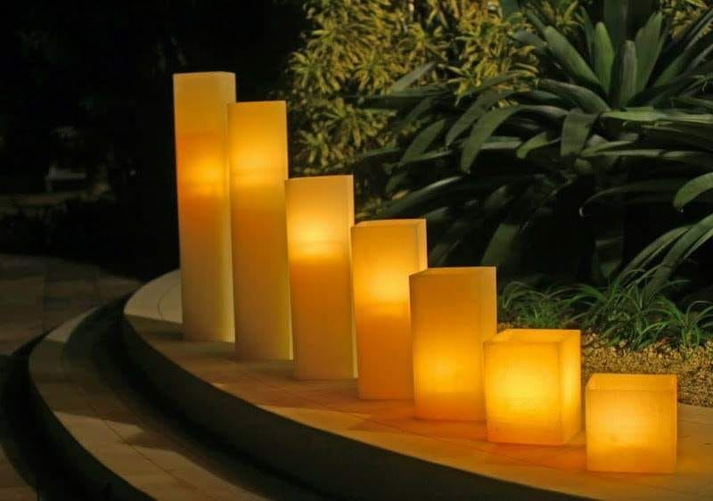 Decorando com Velas