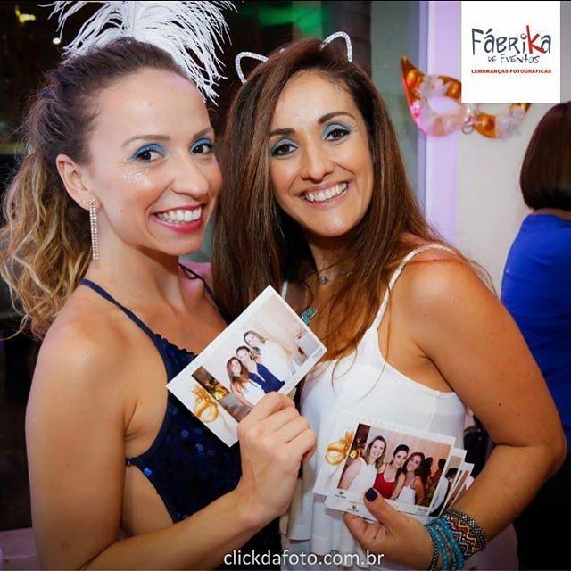 Fábrika de Eventos - Fotografia e Entretenimento - Apresentação fotos instantâneas