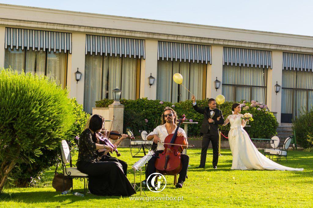 Dupla de cordas - Hotel Palacio Estoril
