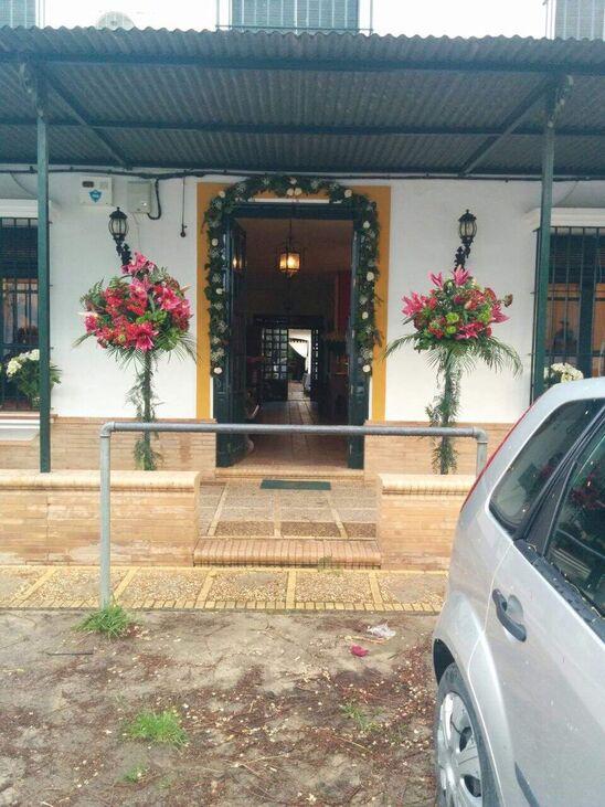 Casa Rociera Ángel Teresa