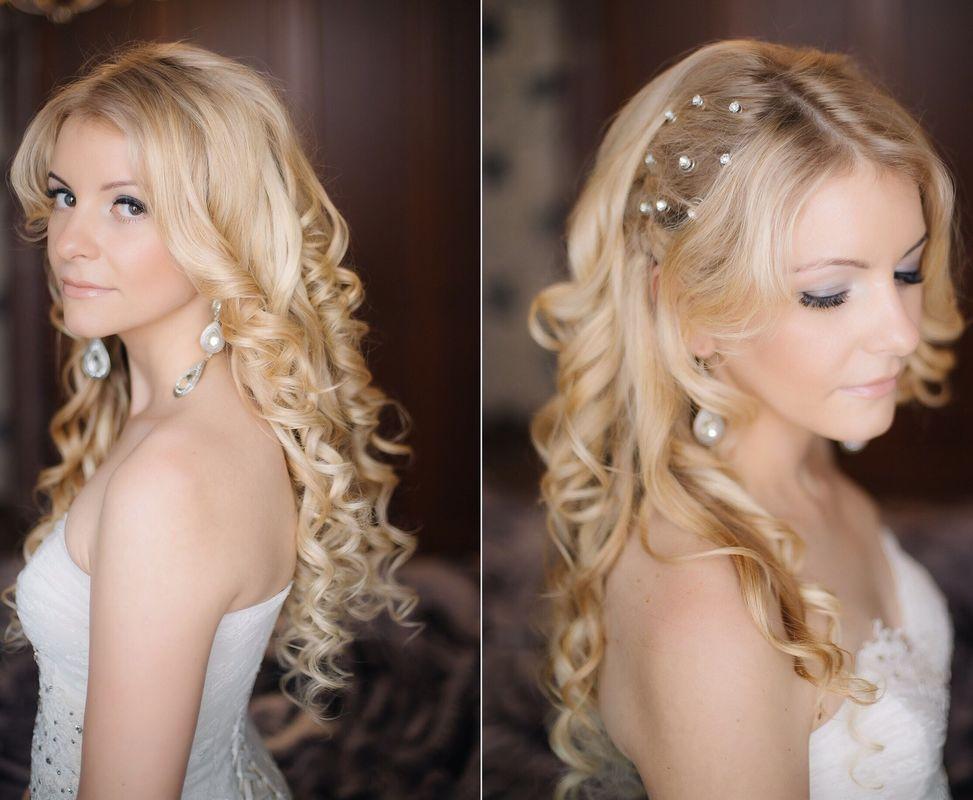 Ирина. Образ невесты -барби