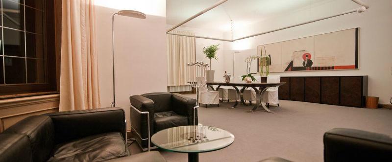 Beispiel: Trauzimmer, Foto: Schlosshotel Rettershof.