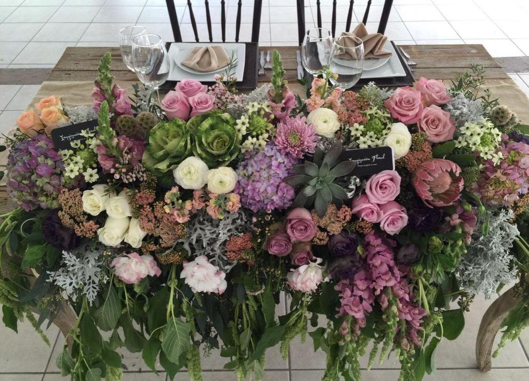 Imaginación Floral
