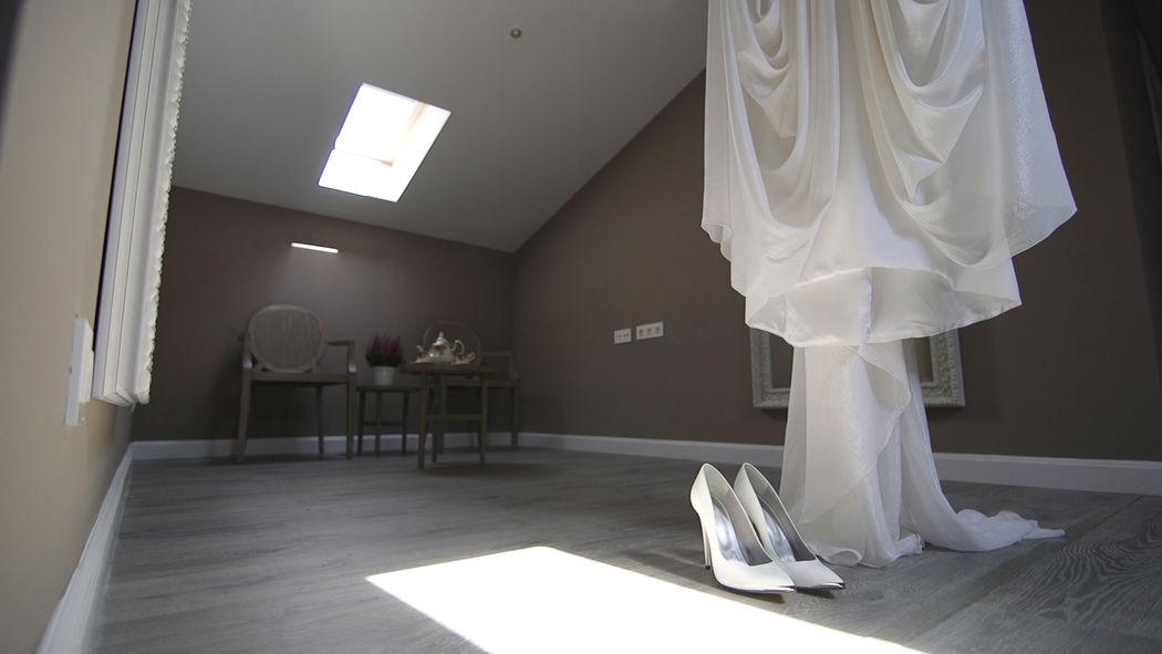 Vestidor Suite Novios