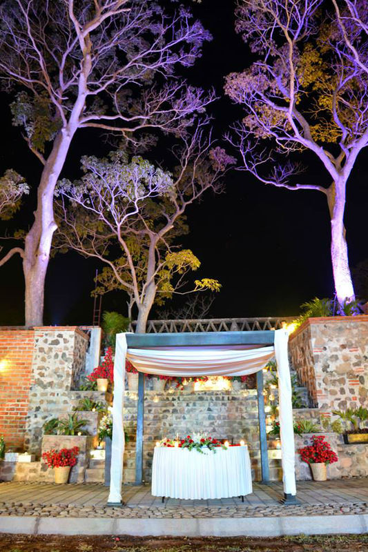 Hacienda Pastores en Colima