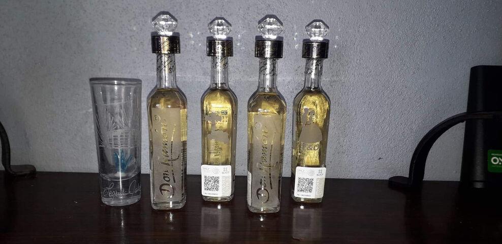 Tequila Casa Don Ramón Personalizado