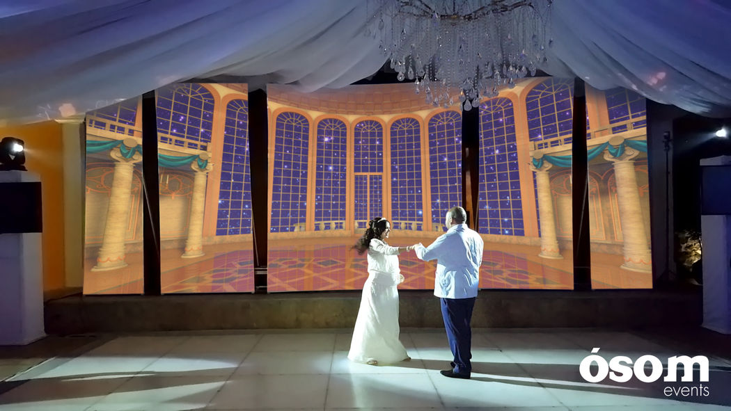 Custom video mapping