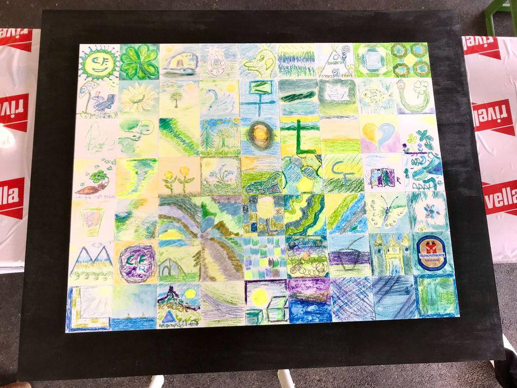 PixelWe Mosaikworkshop