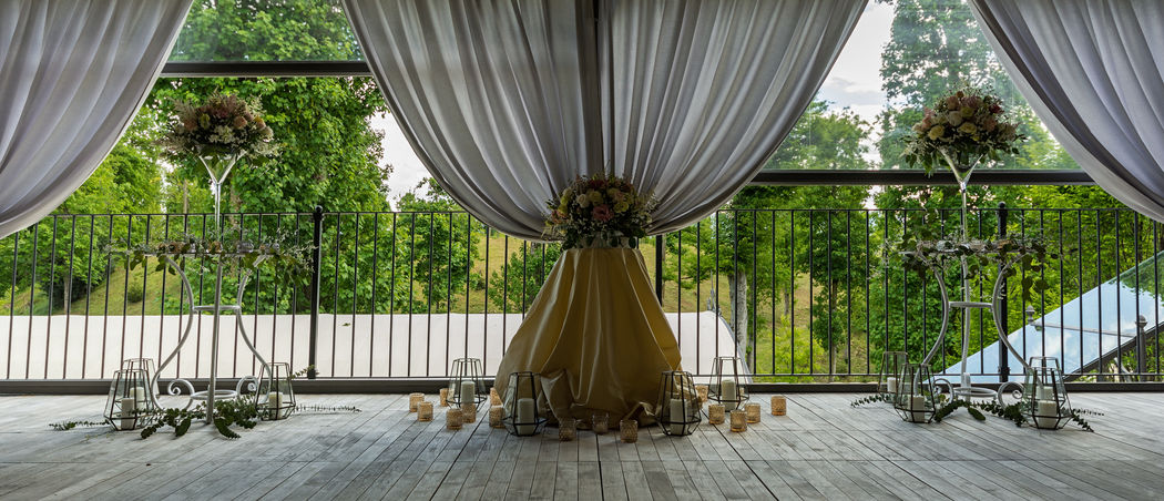 Tabusso Pierpaolo wedding and event planner