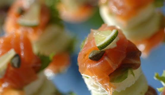 Beispiel: Leckere Snacks, Foto: Schweizerhof Flims.