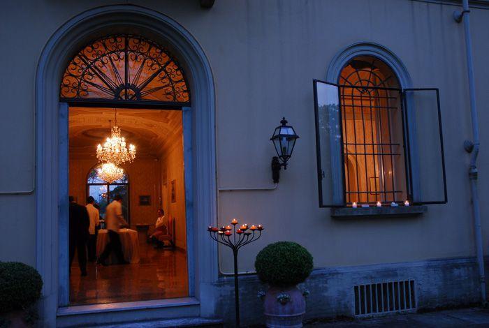 Villa Claterna.