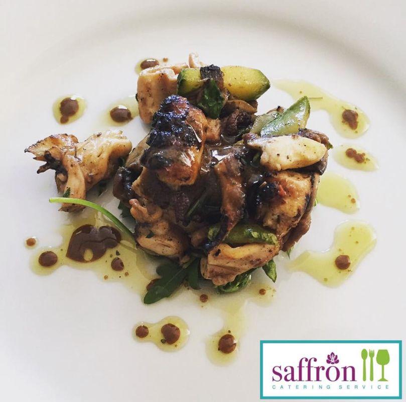 Saffron Catering Services