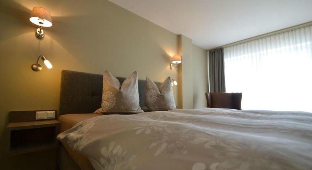 Beispiel: Hotelzimmer, Foto: Parkhotel Langenthal.