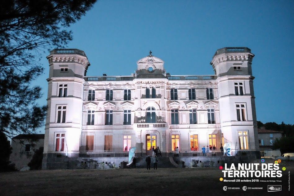Le Château éclairé
