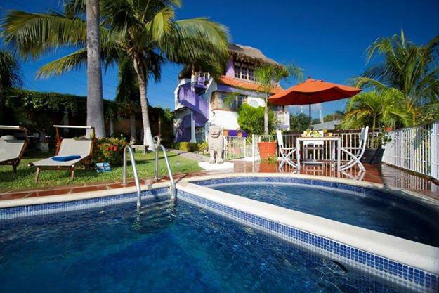 Hotel Boutique Villa-Bella en Tepic