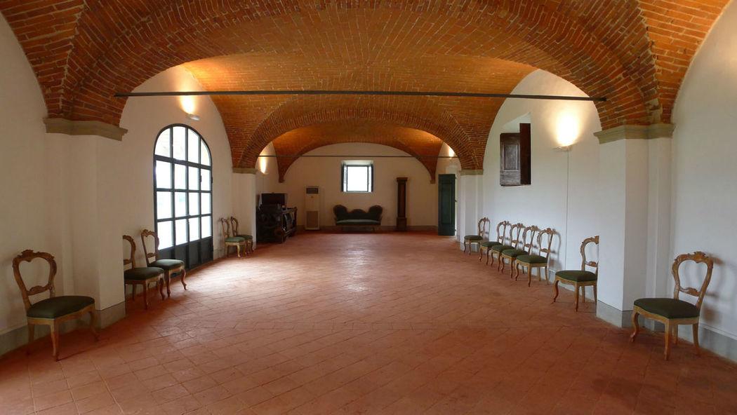 Antico Borgo La Torre Agriturismo Sala Volte
