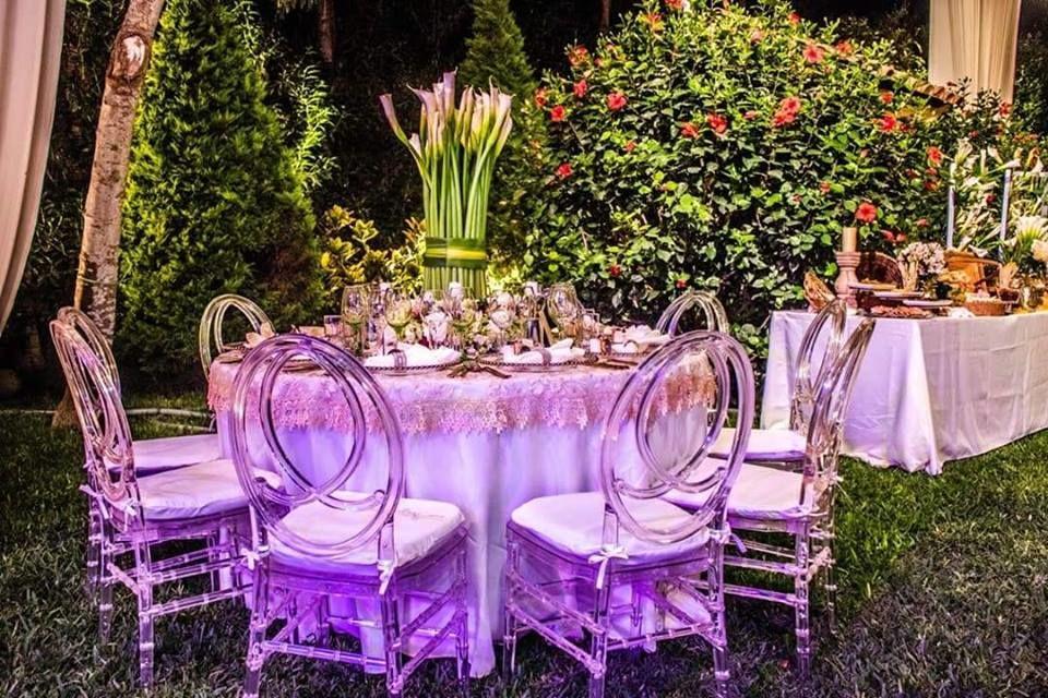Recepciones y Catering con jardin en Los Olivos - Smp y Casa en