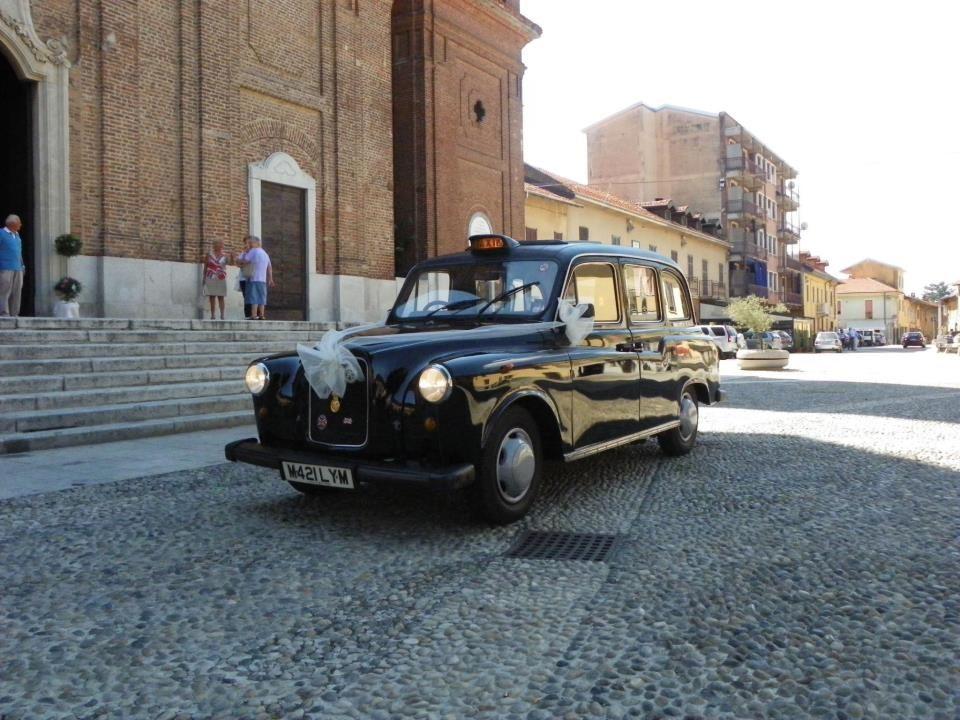 Noleggio London Cab