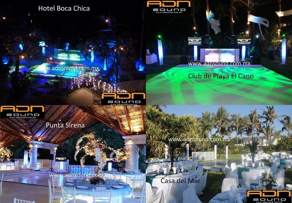 Nuestras bodas en Acapulco
