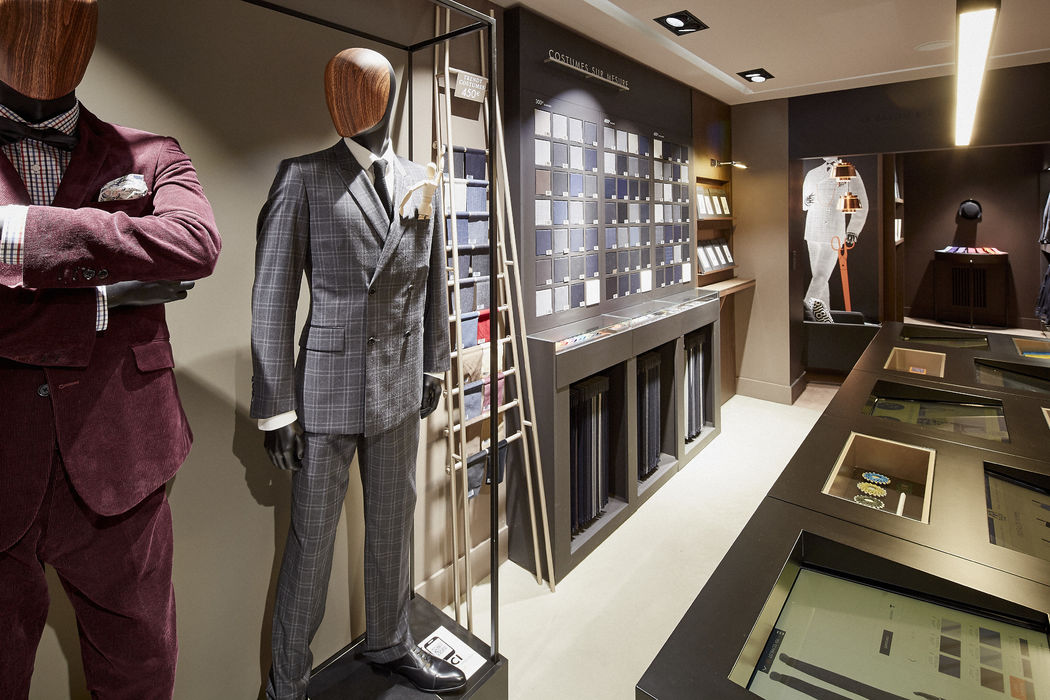 Tailor Corner Paris Les Halles