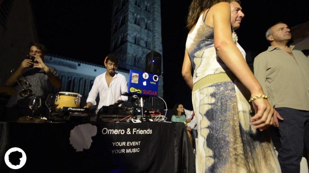 Omero & Friends