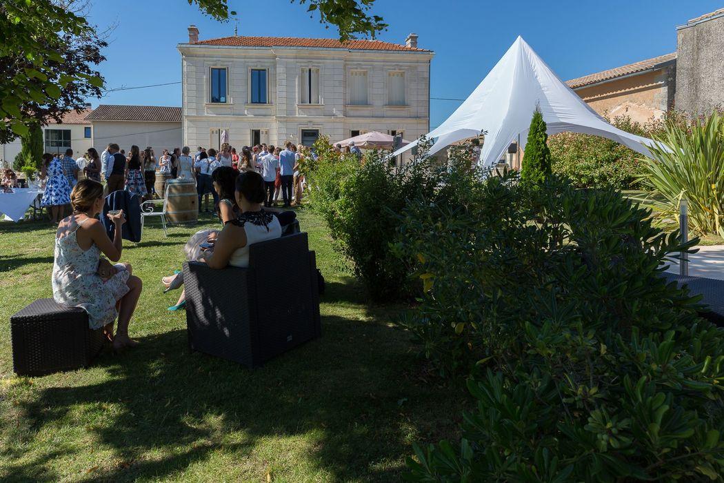 Château Haut Bourcier