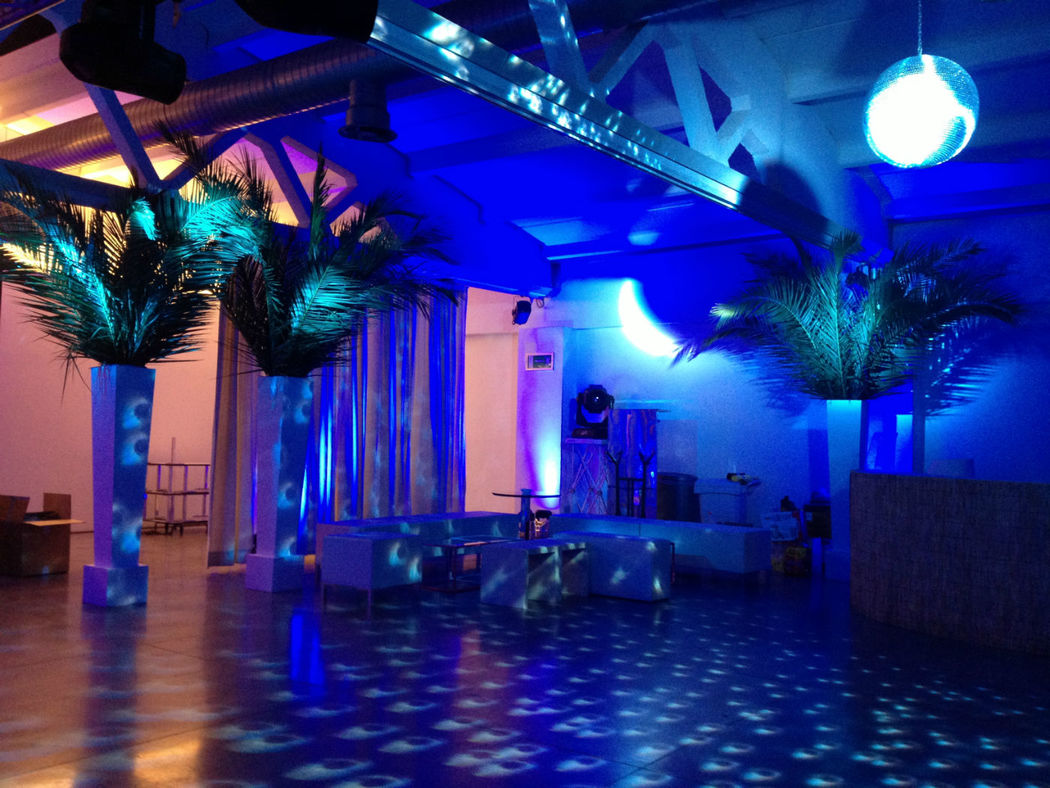 Sala Monoplano - disco