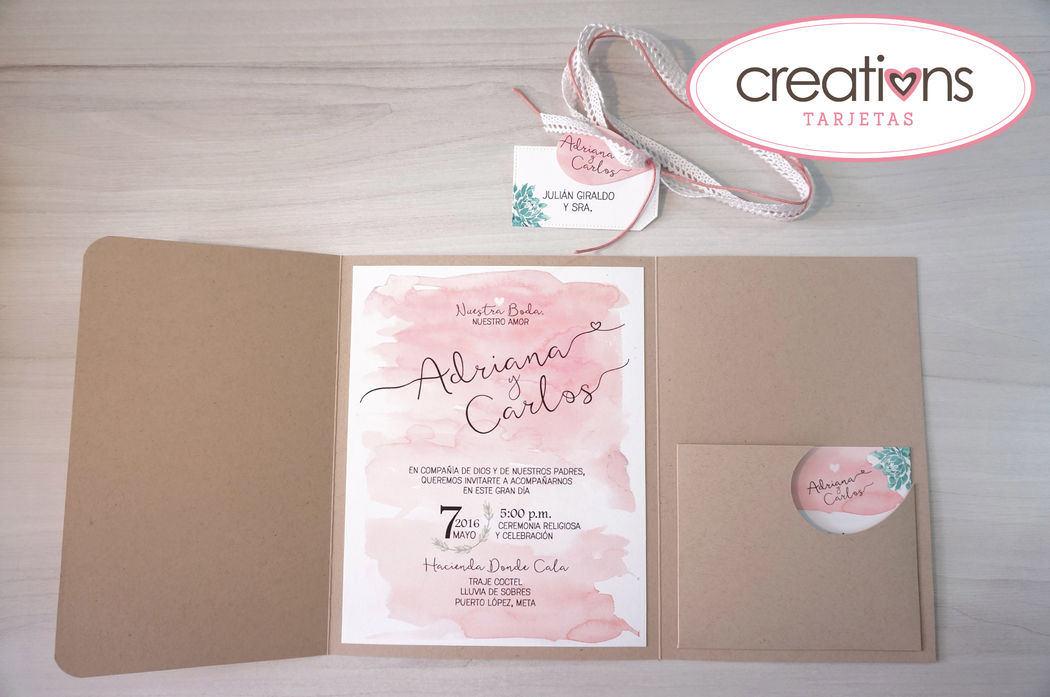 creation vintage - acuarela