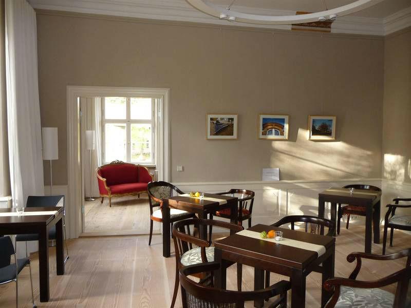 Beispiel: Eindruck vom Restaurant, Foto: Schloss Grube.