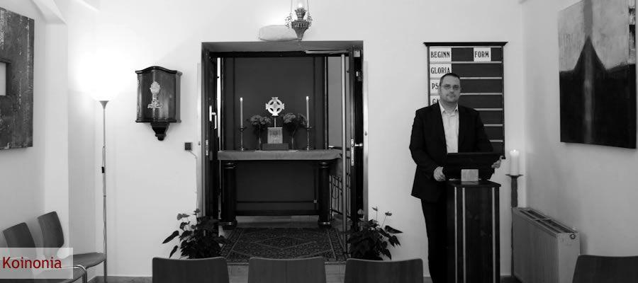 Beispiel: Gottesdienst, Foto: Christian Blankenstein.