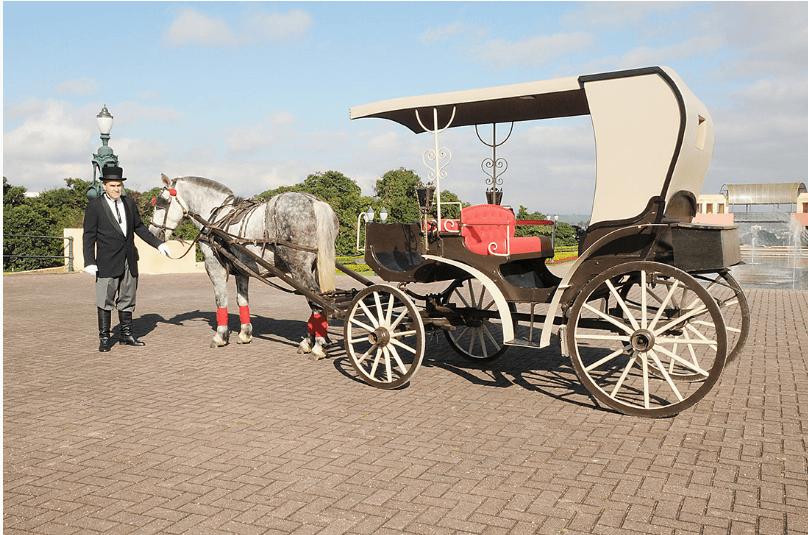 Carruagem Granato