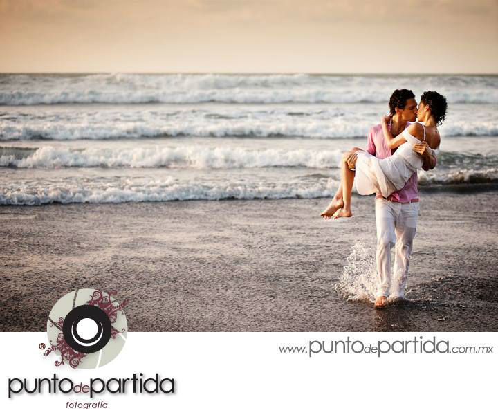 Acapulco - Piere Marquez - Trash The Dress - Denis + Marcelo