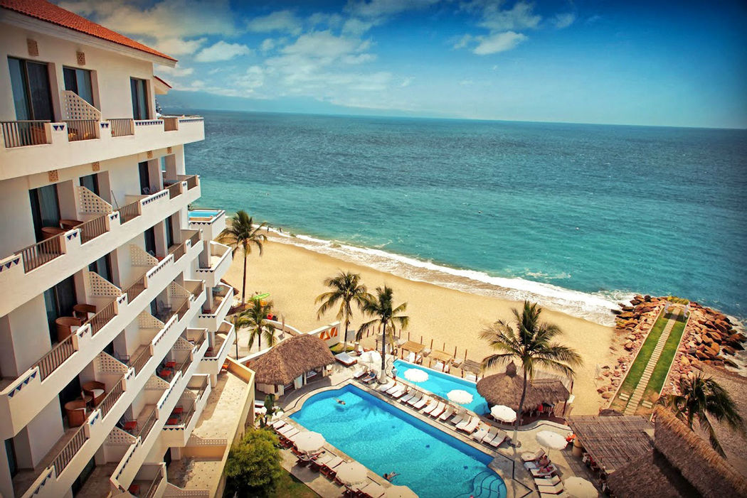 Villa premiere hotel spa puerto vallarta bodas for 5 paws hotel and salon puerto rico
