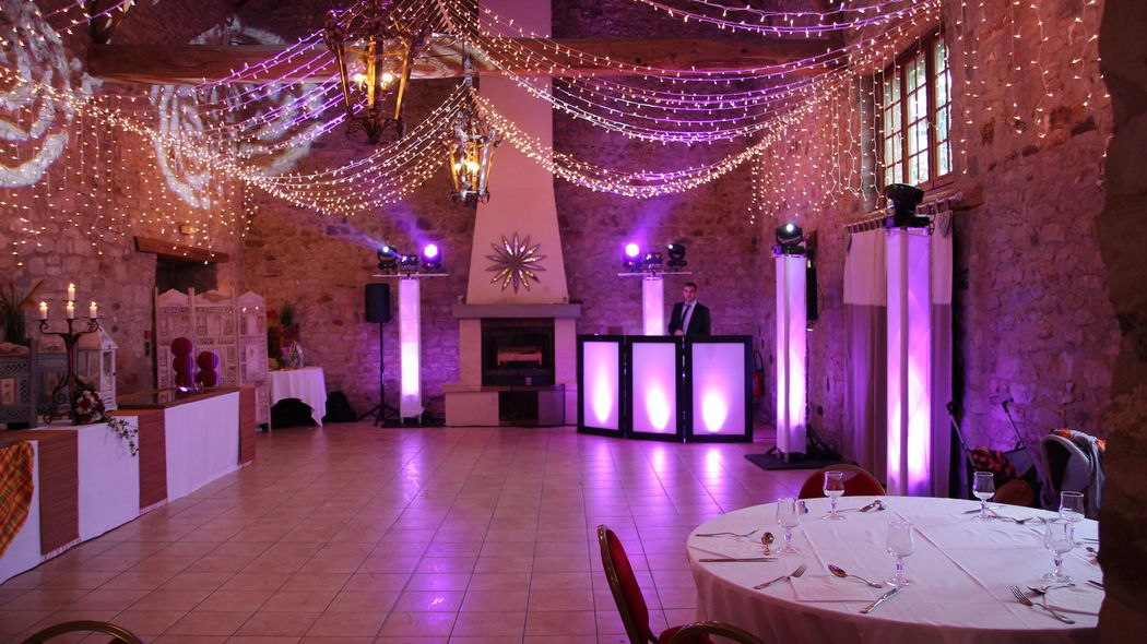 Installation Pack Prestige | Tsl Evenement | www.tsl-evenement.Fr