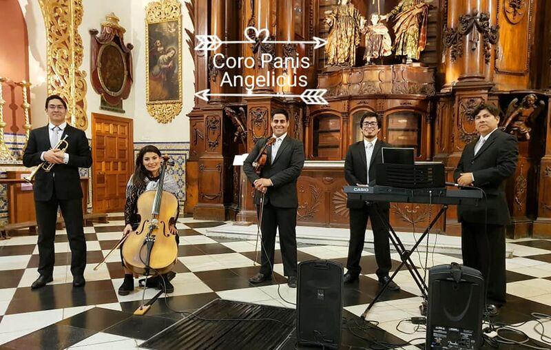 Coro Panis Angelicus