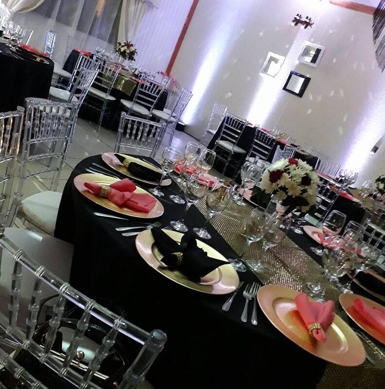 Centro de eventos Copahue