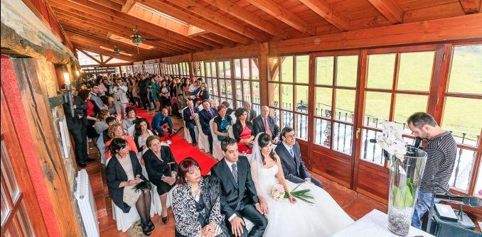 ceremonia civil galería acristalada