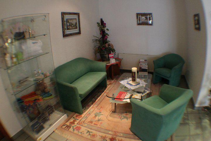 Beispiel: Lobby, Foto: AKZENT Hotel Zur Post.