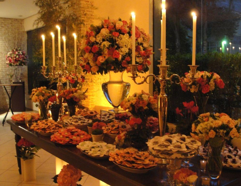 Mesa de Casamento Clássica