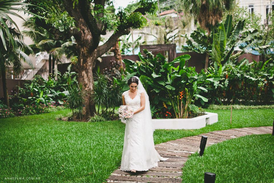 Ana Telma - Casamento: Juliana e Tiago - Ensaio da Noiva - Hotel Santa Teresa - Rio de Janeiro - RJ