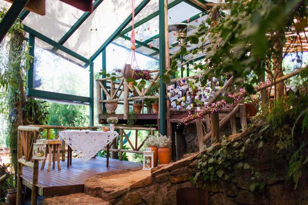 Quinta da Canta. Foto: Dri Castro