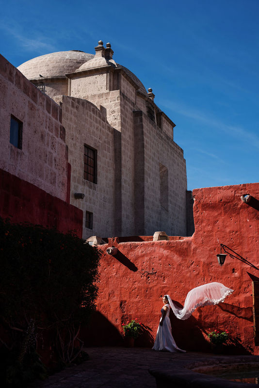 Trash The Dress - Arequipa