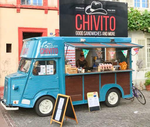 Foodtruck Chivito