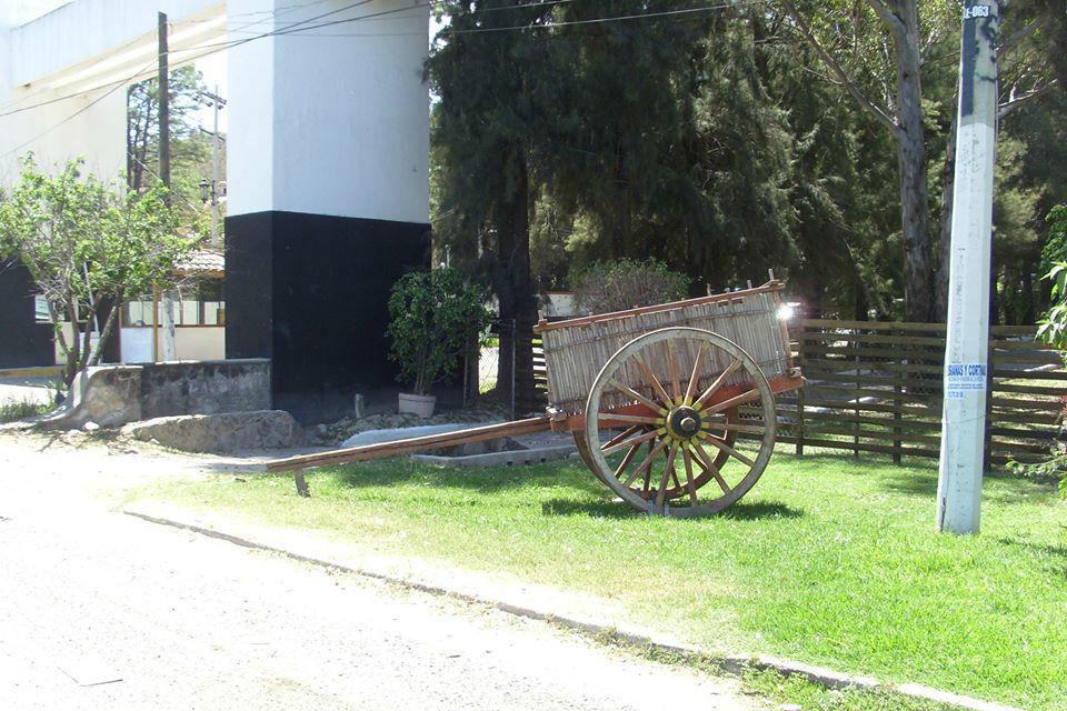 Hacienda la Primavera en Jalisco.
