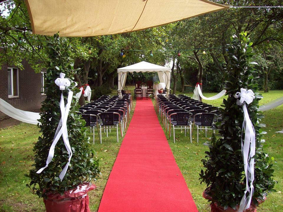 Beispiel: Trauungszeremonie, Foto: JA - Der Hochzeitsplaner.