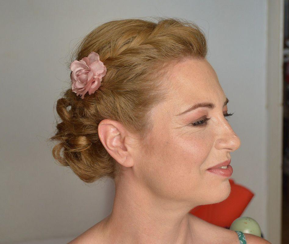 Lydia Arjona Make up. Maquillaje tradicional