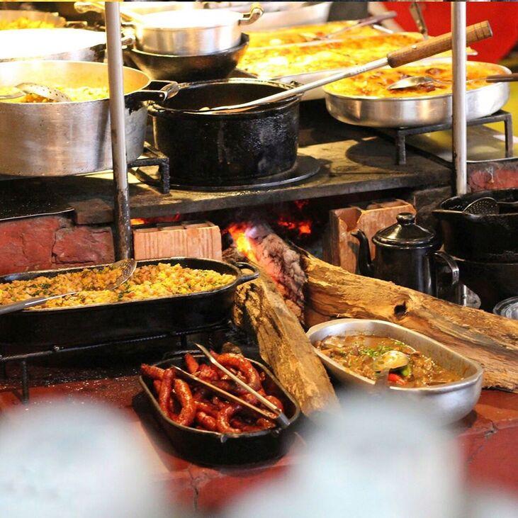Restaurante Chão Nativo Bueno