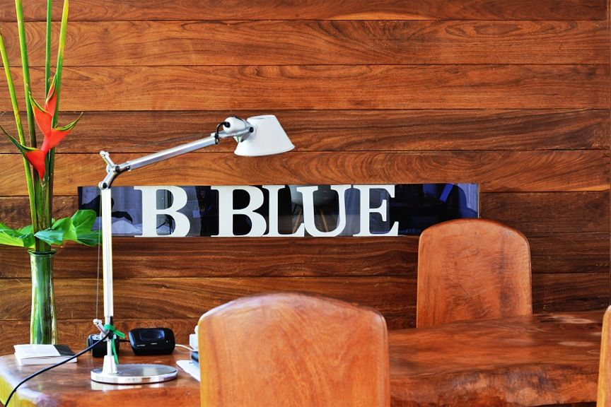 B Blue Beachhouses